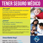 Image from:Flyer: Inscríbite hoy para tener seguro médico – Marzo 2021