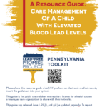 Image from:A Resource Guide: Care Management Of A Child With Elevated Blood Lead Levels