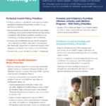 Image from:Fact Sheet: Thriving PA Overview - June 2021
