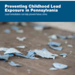 Image from:Report: Preventing Childhood Lead Exposure in Pennsylvania - May 2021