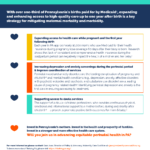 Image from:Fact Sheet: A Perinatal Health Equity Agenda for Pennsylvania - September 2021